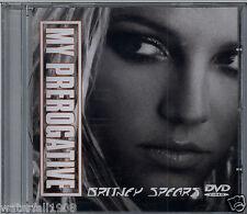 BRITNEY SPEARS - MY PREROGATIVE 2004 EU DVD SINGLE PAL WRITTEN BY BOBBY BROWN