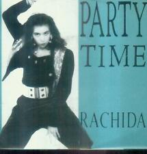 "7"" Rachida/Party Time (Belgium)"