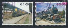 kosovo (nations unies-de gestion) 90-91 oblitéré 2007 chemins de fer (9077276