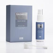 ICM PHARMA  Growell minoxidil 3% Scalp Lotion 60mL for the treatment  hair loss
