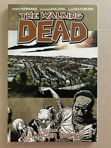 """The Walking Dead Volume 16 """"A Larger World"""" First Printing"""