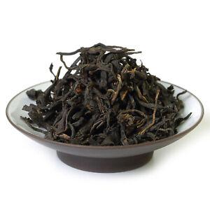 GOARTEA Organic Yunnan FengQing Golden Buds Dianhong Loose Chinese Black Tea