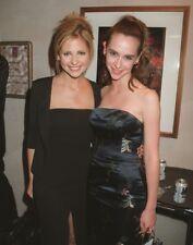 "Jennifer Love Hewitt & Sarah Michelle Gellar in a 8"" x 10"" Glossy Photo 181"