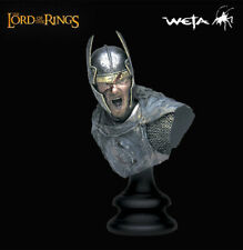 Sideshow Weta Lord Of The Rings Numenorean Infantryman Bust Lotr Sold Out Rare