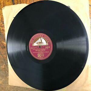 DUKE ELLINGTON Dusk / Blue Goose HIS MASTER'S VOICE UK 78 Record Jazz VG+ USED