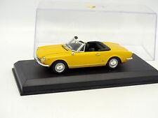 Vitesse 1/43 - Fiat 124 Spider Jaune