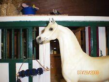 Jaapi - Simple WHITE Arabian Show Halter - fits Breyer/Stone model horses