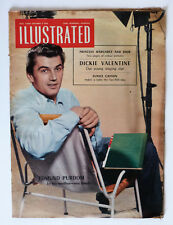 Vintage IllUSTRATED Magazine: Dec 11th 1954, Dickie Valentine, Princess Margaret