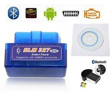 Super Mini OBD2 ELM 327 V 2.1 Bluetooth OBD-II Car + CD + Dongle Bluetooth USB