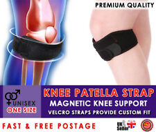 Knee Patella Support Strap Compression Brace Magnets Sore Tendonitis Pain Relief