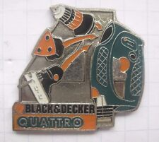 Black & Decker/Quattro... ménage/MACHINES PIN (152 H)