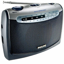 Philips Tragbare Radios mit Batteriebetrieben