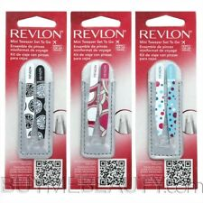 Revlon Mini Tweezer Set To Go