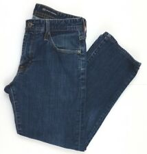 AG Adriano Goldschmied Women's Medium Wash The Protege Straight Leg Jeans- 32x34