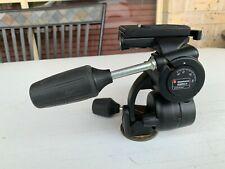 Manfrotto Pro 3 Way Head Pan/Tilt Head 808RC4