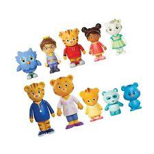 Daniel Tiger's Neighborhood Friends and Family Figure Set (10 Pack) [Amazon E...