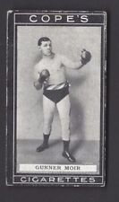 Loose Sport: Other Collectable Cope Cigarette Cards