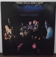 Crosby Stills Nash & Young 4 way street two-record set SD 2-902   080518LLE