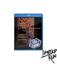 Limited Run Games: Night Trap: 25 Years Later - Blu-ray Documentary #/1000 NEW!