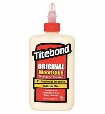 Titebond wood glue - 236ml - 8oz - for luthiers, guitar makers & woodworkers