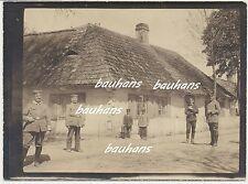 Polen Koniecpol-Schlesien-Standquartier der A.A.Woyrsch 1915 (c391)