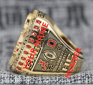 Custom Your NAME&NO 2020 Alabama Crimson Tide NCAA National CHAMPIONSHIP RING