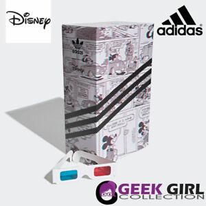 adidas Originals Disney Mickey Mouse Stan Smith Shoes Men's 11.5 NEW UNWORN