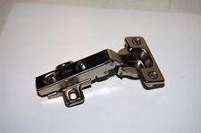Clip-on Concealed cabinet hinges, Hafele 315.03.510, Doweled, 110°,12 prs.