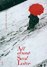 """""""NEW"""" ALL ABOUT SAUL LEITER EXHIBITION PHOTO BOOK 2017 / Japan art"""