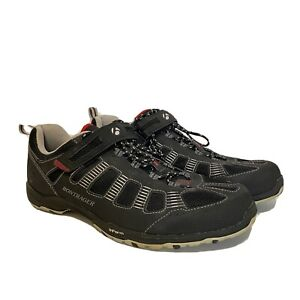 Bontrager Inform MTB Mountain Bike Cycling Shoes 46 EU 13 US  Black