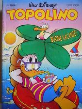 Topolino n°1864 [G.273] - BUONO –