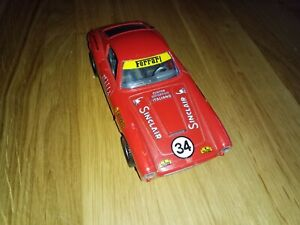 MATTEL HOT WHEELS FERRARI 250 GT 1/25 SCALE ITALY ORIGINAL CLEAN EXAMPLE C PICS