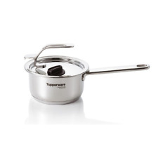 TUPPPERWARE® Chef-Serie 2,8 L Saucepan Kasserolle Induktion Mettaldecke NEU OVP
