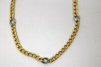 Goldkette Gelbgold  42 cm Feingehalt 333