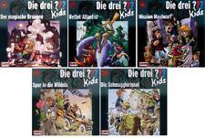 5 CDs * DIE DREI ??? (FRAGEZEICHEN) KIDS - FOLGE / CD 16-20 IM SET # NEU OVP =