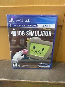 PlayStation VR- Job Simulator - Brand New Unopened - PlayStation 4