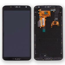 Display Full LCD Komplett mit Rahmen für Motorola Google Nexus 6 XT1100 Schwarz