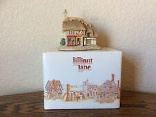 Lilliput Lane Village Shops The Toy Shop 1994 Original Box & Packaging