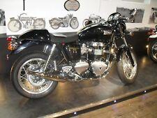 Triumph Thruxton 900  Exhausts Norman Hyde TOGA CLASSIC Chrome  HBS205