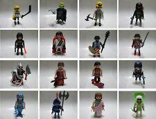 Playmobil Soldier Knight Musician Rockstar Worker Vintage Figures Exclusive