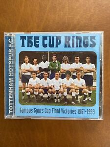 Chas & Dave - Tottenham Hotspur FC: The Cup Kings - Chas & Dave CD Z7VG