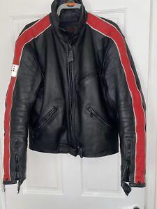 Dainese Leather Jacket Size  EU54, UK44
