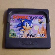 SEGA Game Gear - Sonic the Hedgehog ( Gamegear Hetschhog ) Modul Spiel Game