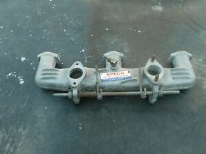 Holden 138 Grey Motor Twin Carb Manifold