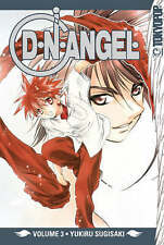 D.N.Angel Vol 3: v. 3, Good Condition Book, Sugisaki, Yukiru, ISBN 9781591828013