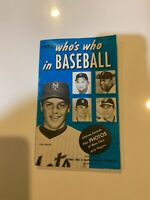 1970 Who's Who in Baseball Tom Seaver Cover Paperback Book Nice Cond.