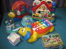 Lotto misto giocattoli per bambini