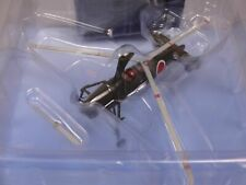 Observation machine 1/87 Scale War Aircraft Japan Diecast Display 93