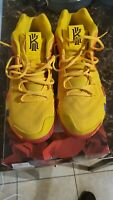 Nike Kyrie 4 Uncle Drew Decades Pack Mens Basketball Shoes Size 11.5 943806-700