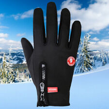 Winter Neoprene Waterproof Ski Touchscreen Thermal Sports Full Finger Gloves US